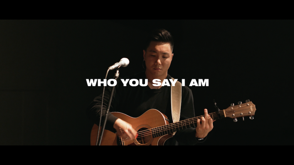 Who You Say I Am (Hillsong) ft. Justin Hwang and Amber Bowman